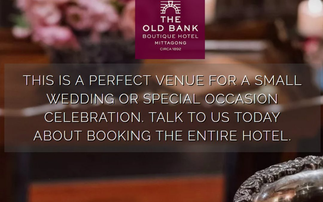 The Old Bank Boutique Hotel